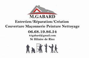 M.Gabard Couverture Vendée 85 gabard