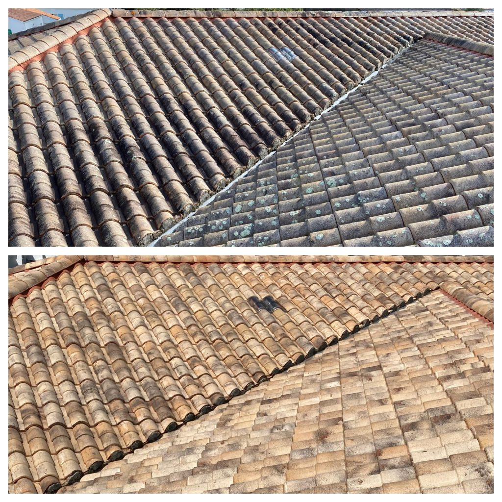 M.Gabard nettoyage toiture