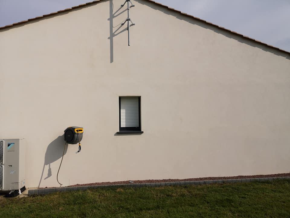 M.Gabard nettoyage façade